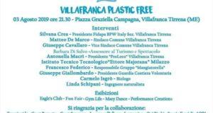 Villafranca Tirrena dice stop alla plastica