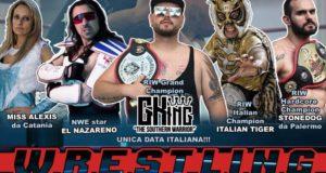 Wrestling di beneficenza: il match in aiuto di Paolo Chillè