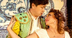 Taormina, al via la Carmen al Teatro Antico: una storia di oggi