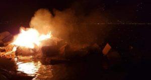 Messina, condannati i fratelli incendiari di Ferragosto
