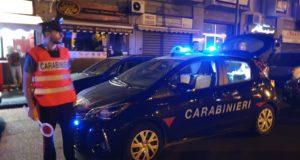Torre Faro, blitz dei carabinieri per violazione delle norme anti contagio:  sanzionati 12 ragazzi
