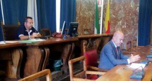 Messina, misure di sicurezza stradale in via Consolare Pompea