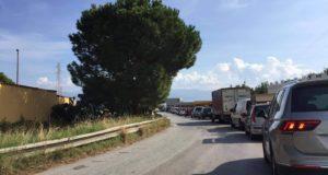 Modifiche alla viabilità sulla Statale 114, Mangano: «Traffico in tilt»