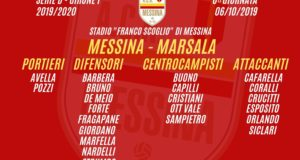 Verso Acr Messina-Marsala