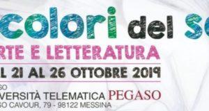 """Messina, """"I Colori del Sé"""": viaggio nelle intersezioni tra letteratura e arte"""