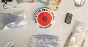 Spaccio di droga Messina: 2 arresti in flagranza di reato