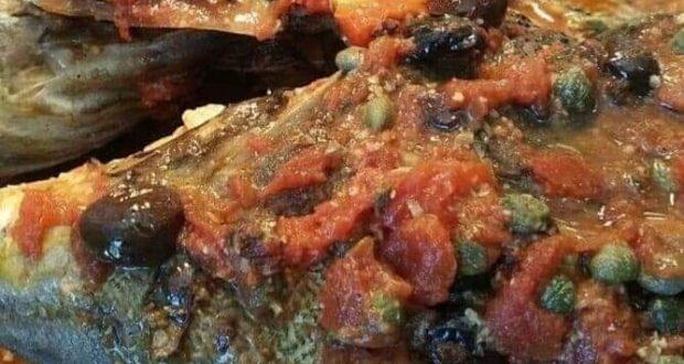 A tavola con gusto: cernia alla marinara, in cucina con lo chef