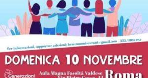 """Villafranca: L'Assessore Costa all'assemblea nazionale del """"Comitato Rodotà"""""""