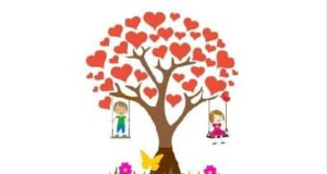 Rometta e la festa dell'albero: 44 alberi per 44 bambini