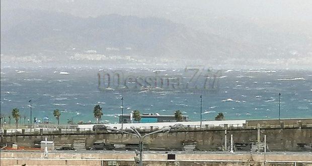 Condi-meteo avverse nel Messinese, Eolie isolate: ecco la situazione