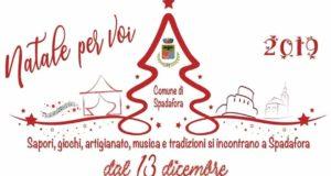 """""""Natale per voi""""a Spadafora"""