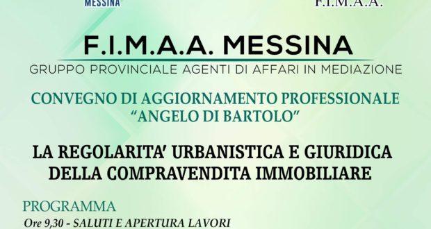 """Convegno FIMAA di aggiornamento professionale """"Angelo di Bartolo"""" alla Camera di Commercio"""