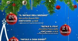 Natale 2019 a Rometta: le date e programma degli eventi