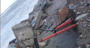 """Maltempo, danni al litorale del VI Quartiere, Biancuzzo: """"Stato di calamità?"""