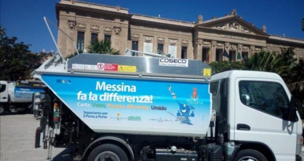 Messina, porta a porta: SI il 31 e l'1 | Indifferenziato: NO la notte di S.Silvestro