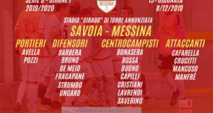 Verso Savoia-Acr Messina