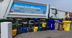 Differenziata: Messina si riconferma prima città metropolitana in Sicilia