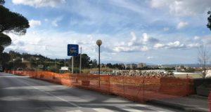 Lavoro in corso: Villafranca Tirrena cambia volto