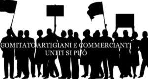 """Comitato Artigiani e Commercianti Partite IVA Uniti: """"Il cambiamento per sopravvivere"""""""
