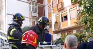 Messina, 2 incendi: 92enne carbonizzata, 2 feriti