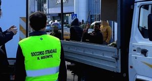 Tremestieri Messina: sequestrati camion e 900 chili di verdura e frutta