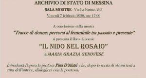 """""""Il nido del rosaio"""": venerdì la presentazione all'Archivio di Stato"""