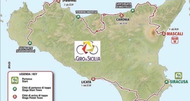 Giro di Sicilia edizione 2020: la presentazione a Milano