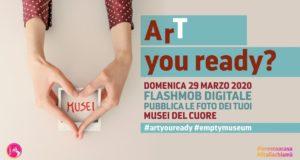 """Coronavirus, MiBACT: domenica 29 marzo """"ArT you ready?"""", il flashmob del patrimonio culturale italiano"""