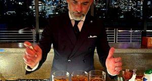 Michele Salerno, il barmanager siciliano conosciuto a New York