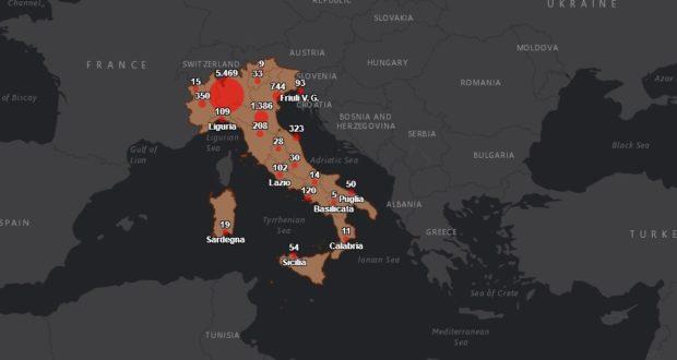 Italia Zona Rossa: come comportarsi