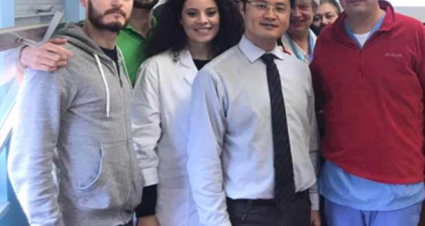 Docente della Università di Jilin- Cina dona 10.000 mascherine all'Ateneo peloritano