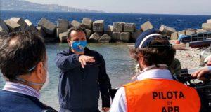 """""""Torna a casa perché ti becco"""": al via la Pasquetta con i droni a Messina"""