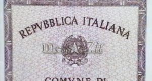 Covid-19: prorogata al 31 agosto la validità delle carte d'identità