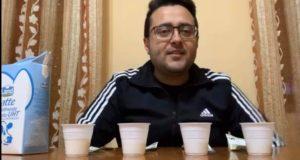 """Ad Olivarella la """"sfida"""" si fa con il latte e per beneficenza"""