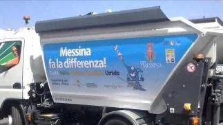 25 aprile: a Messina variazioni nel servizio di raccolta rifiuti