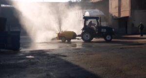 Messina, alle 23 riparte la disinfezione in città: ecco i percorsi