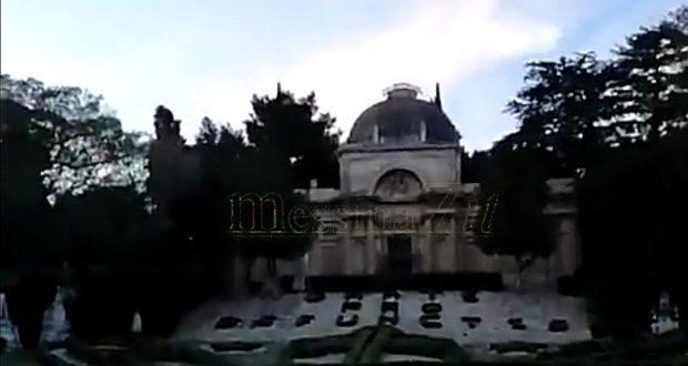 Corteo funebre a Messina per fratello ex boss