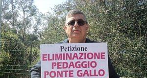 Ponte Gallo, stop pedaggio: Biancuzzo chiede di incontrare il sindaco De Luca