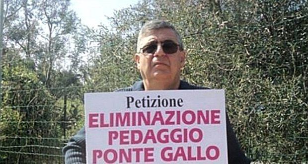 """Ponte Gallo, Biancuzzo ai senatori: """"Intervenire per eliminare pedaggio illegale"""""""