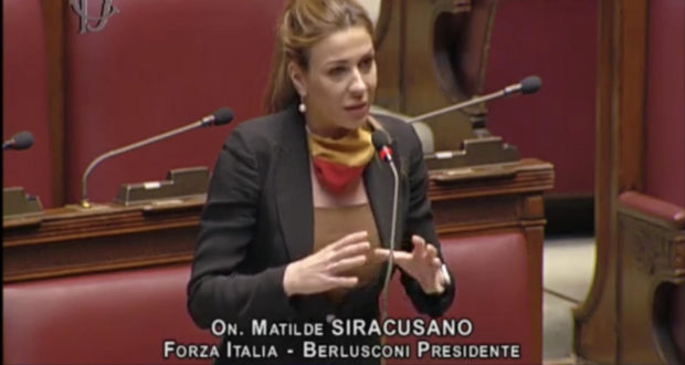 """Matilde Siracusano sul Ministro della Giustizia: """"Chi di pm ferisce di pm perisce"""""""