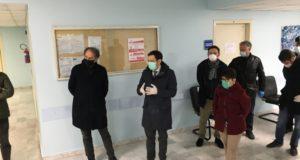 Mancuso,approvata l'ipotesi della conversione di una parte dell'ospedale di Sant'Agata Militello in Covid Hospital
