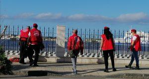 Volontariato Messina: un pomeriggio con i Guardian Angels