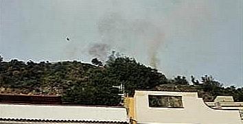 Incendi Messina, Biancuzzo chiede lo stato di calamità