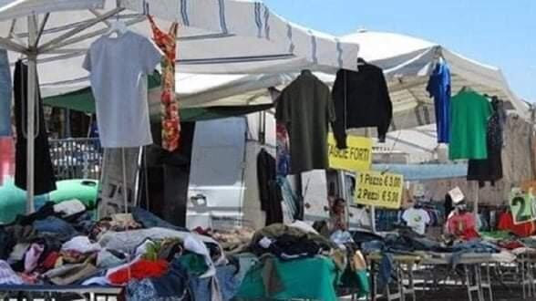 Covid-19: riapre il mercato a Villafranca Tirrena ma con regole ben precise