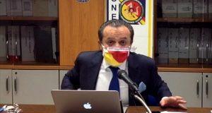 """De Luca a Salvini su candidatura alle Regionali: """"Non ho l'età"""""""