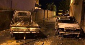 Torregrotta, mezzo comunale in fiamme: indagini in corso