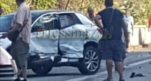 Breaking news: incidente sulla A18 Messina-Catania