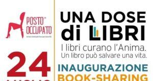 """Villafranca Tirrena: """"Una Dose di Libri"""" arriva con due postazioni di Book Sharing"""