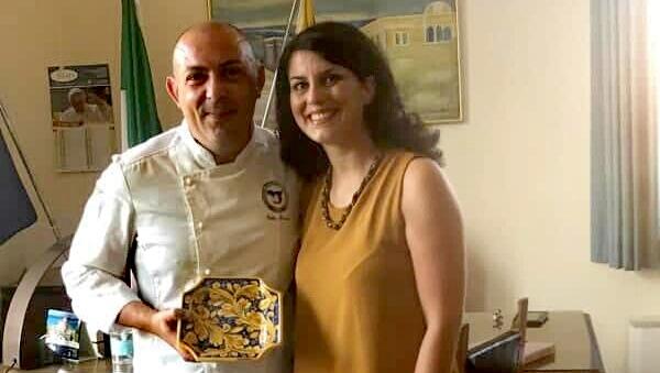 Spadafora: cerimonia di riconoscimento in onore dello chef Nato Micale