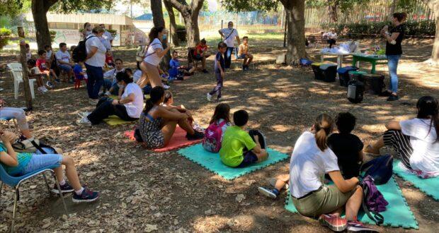 A lezione di differenziata: MessinaServizi ai bimbi del Campo estivo